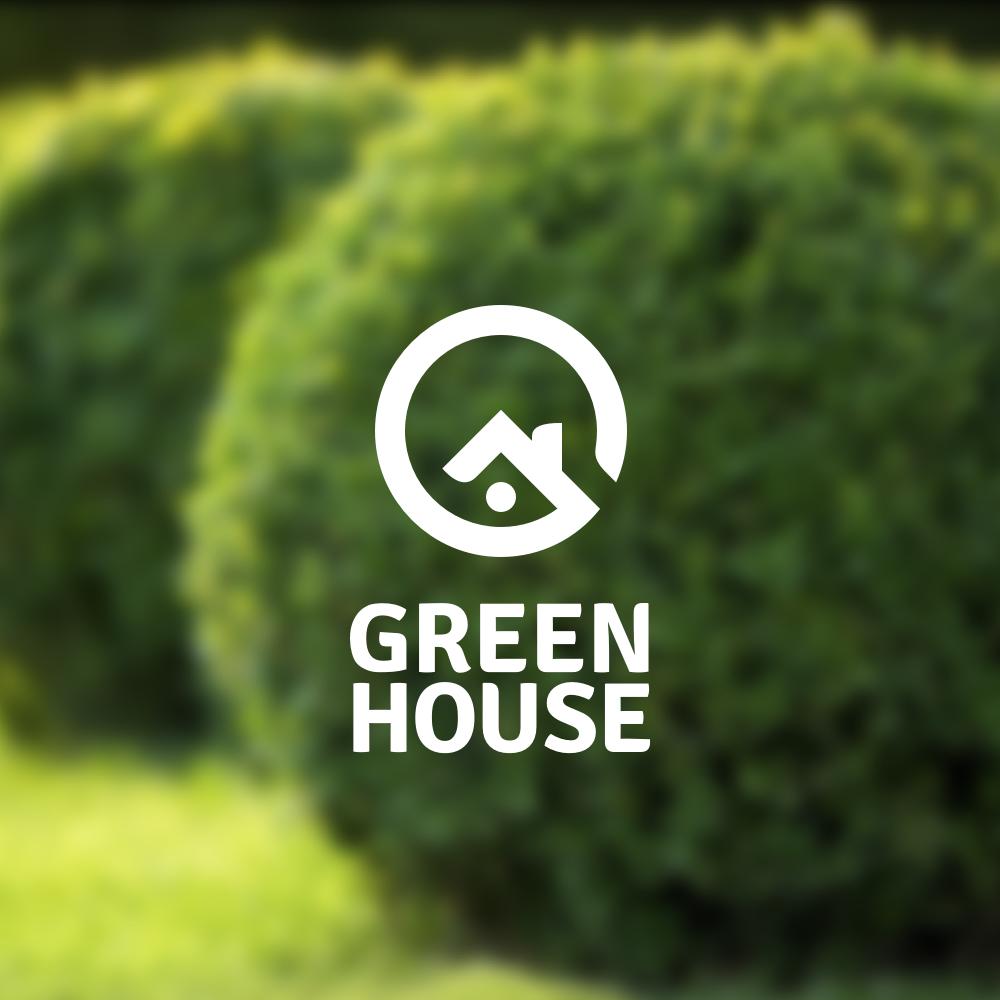 Логотип GreenHouse