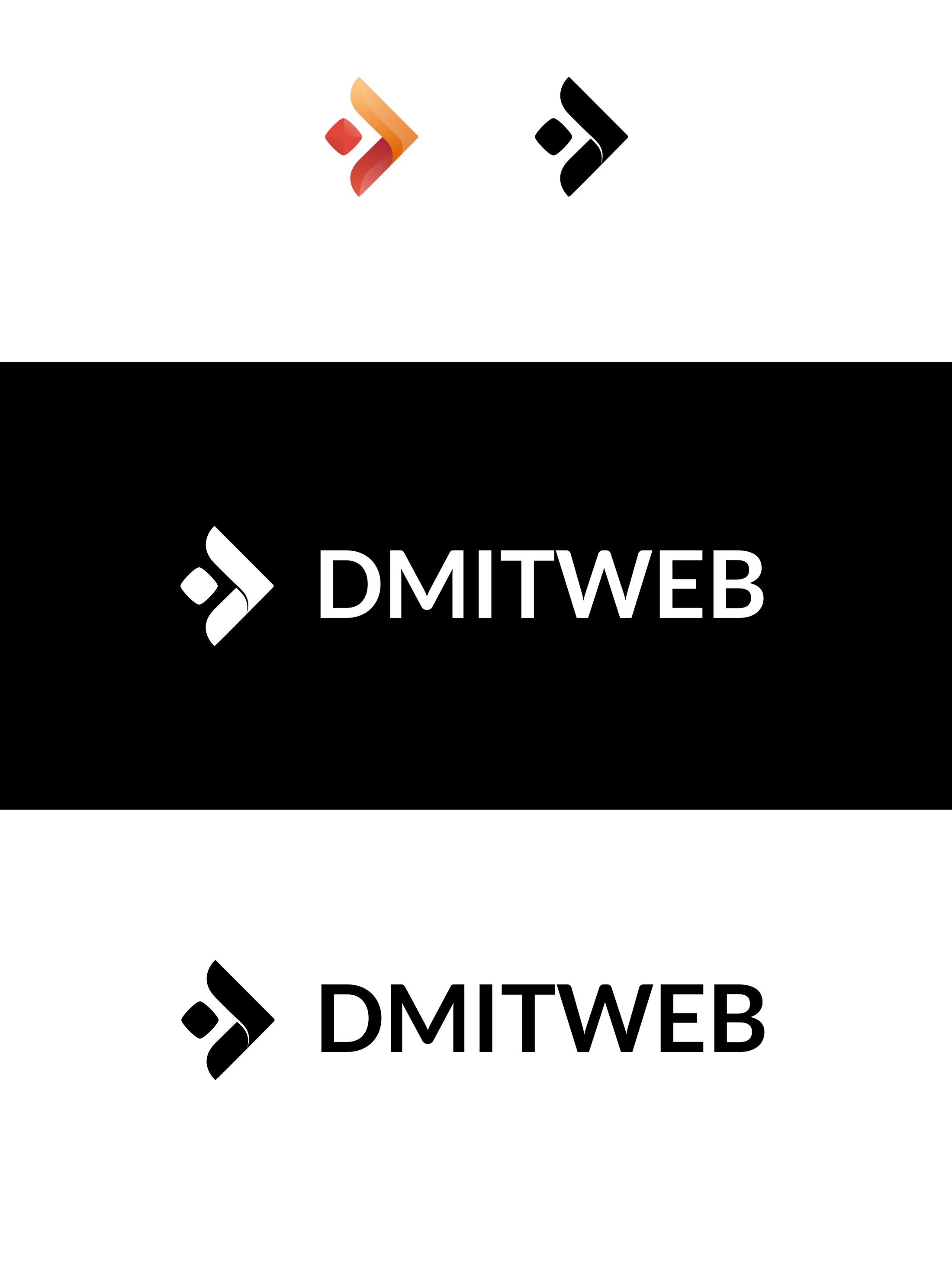 Логотип DMITWEB